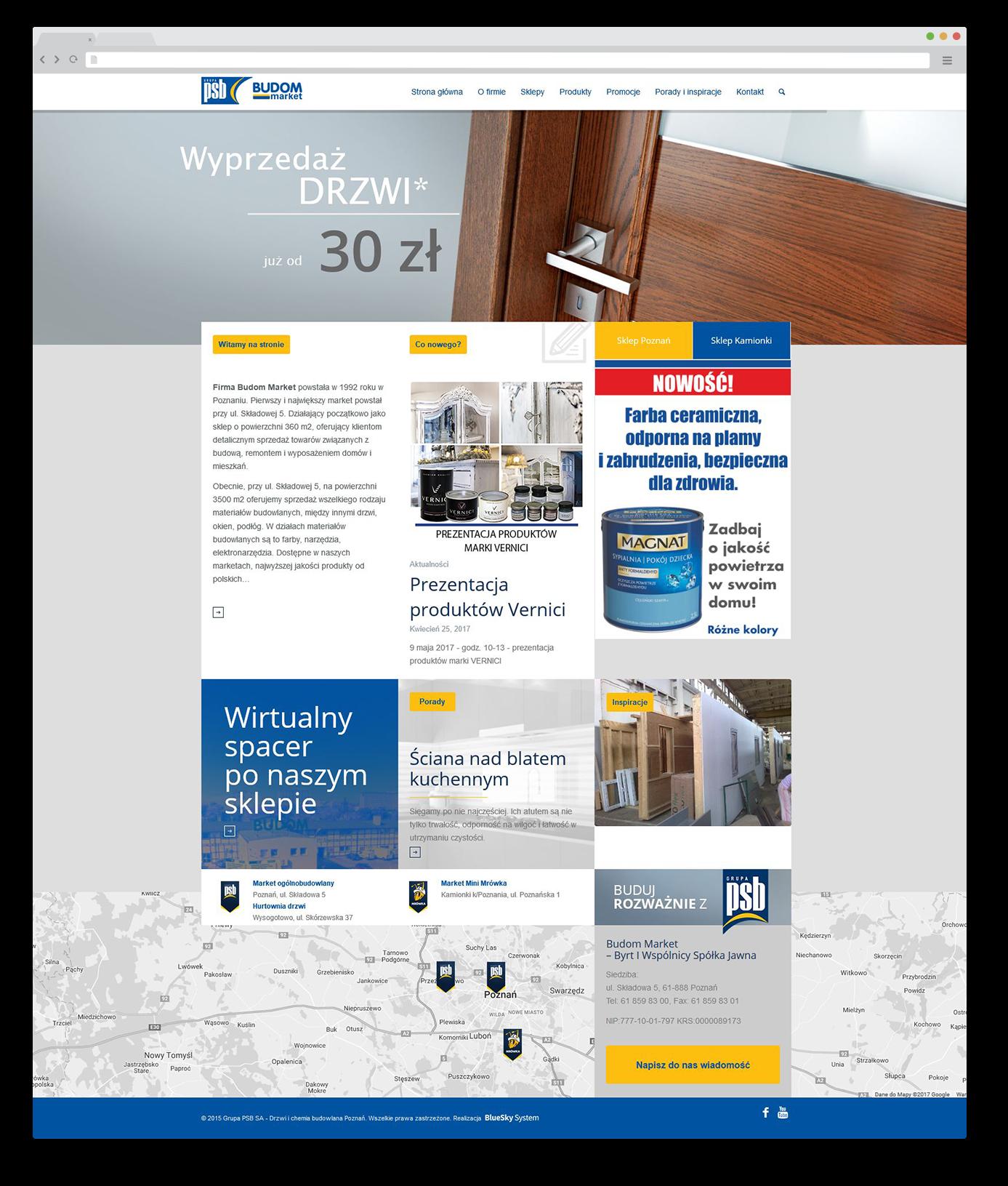 Portfolio BlueSky System Grupa PSB S.A. - FULL