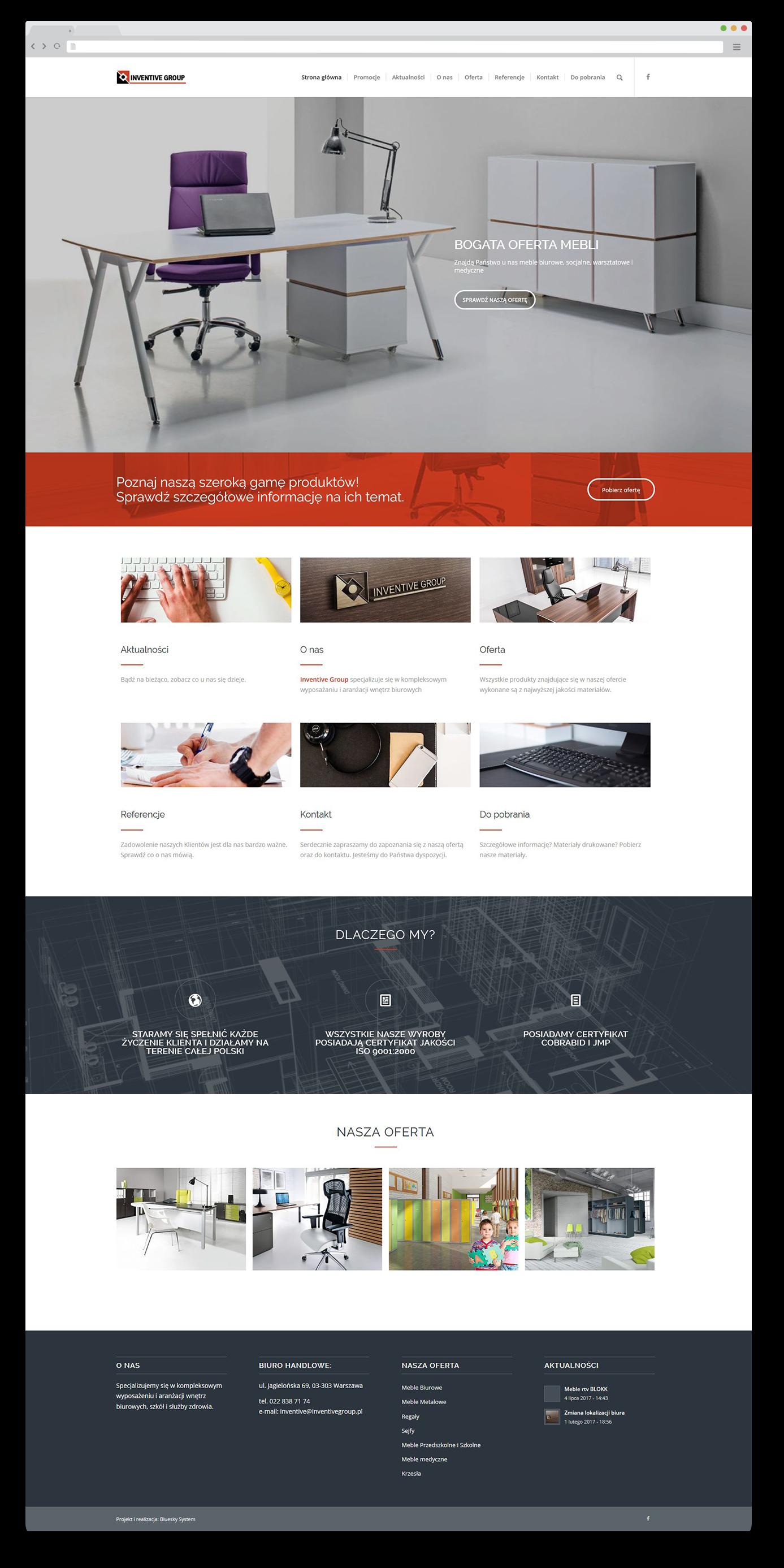 Portfolio BlueSky System: Inventive Group - FULL