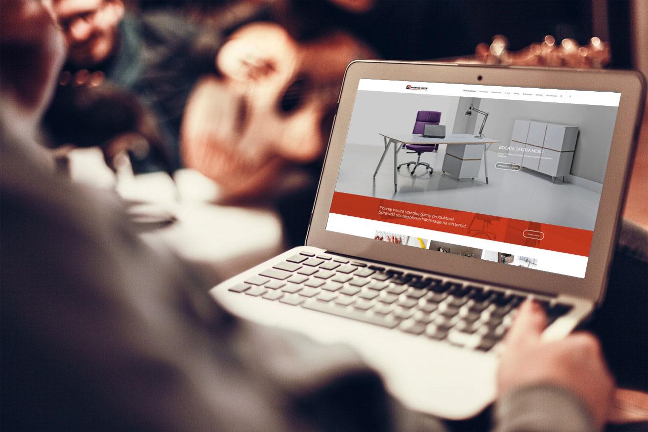 Portfolio BlueSky System: Inventive Group - Laptop