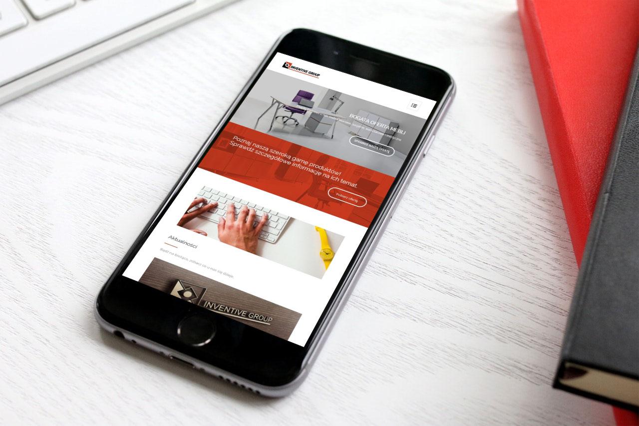 Portfolio BlueSky System: Inventive Group - Smartphone