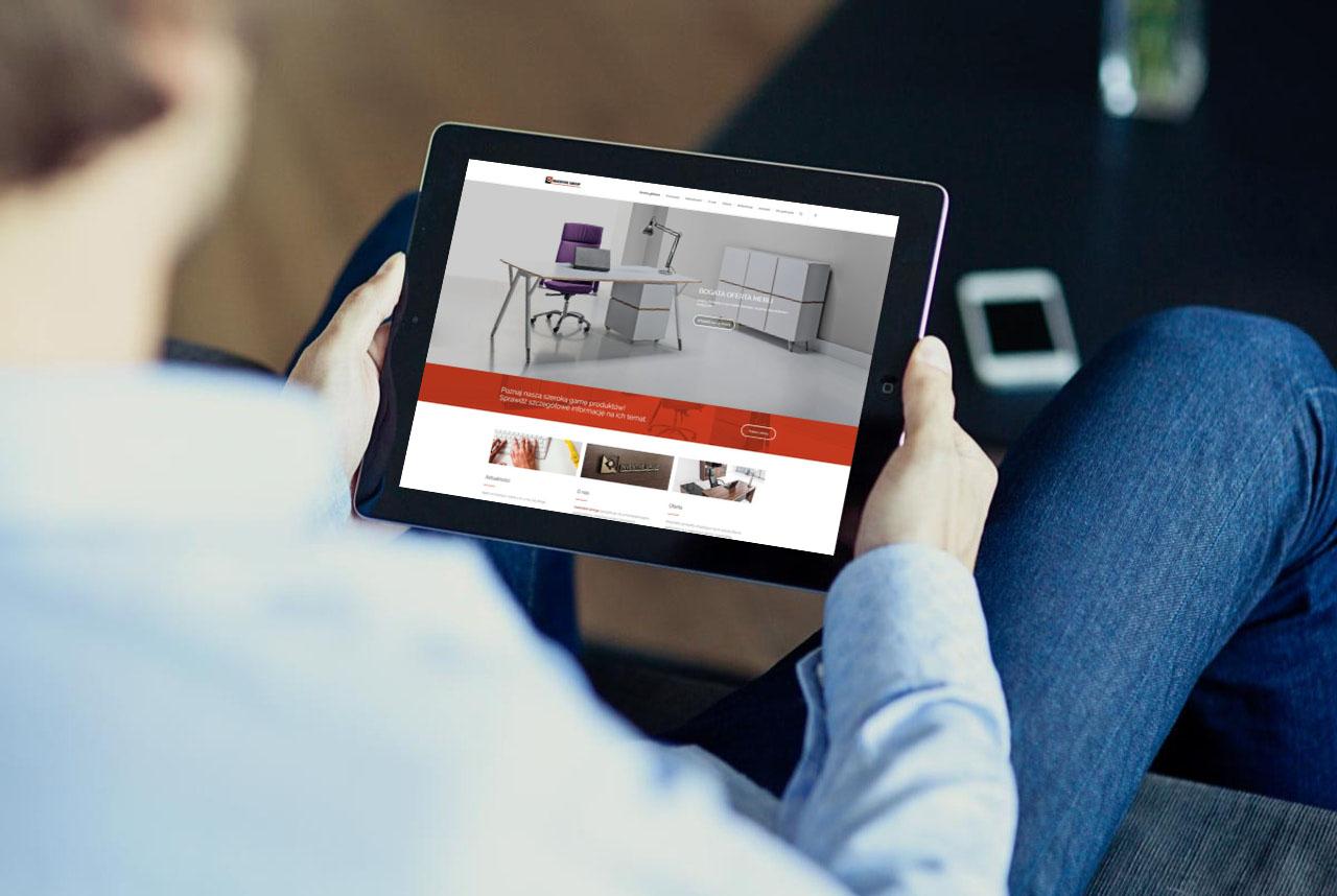 Portfolio BlueSky System: Inventive Group - Tablet